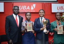 Winners emerge in UBA NEC competition, as GMD extols values of reading