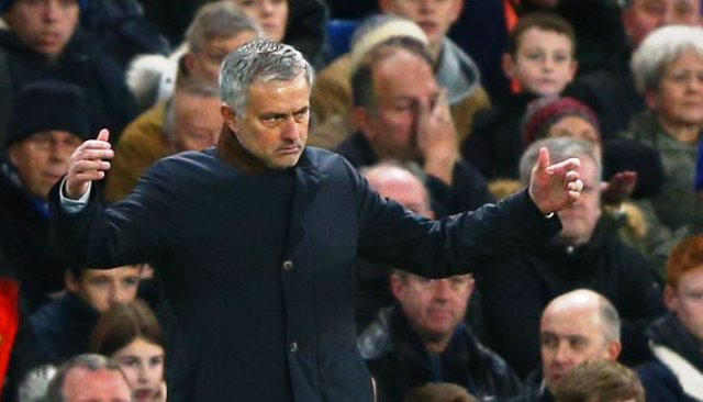 Mourinho makes U-turn on EPL top 4 after defeat