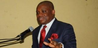 Kalu visits Ganduje, urges support for Buhari