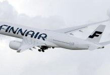 Finnair named safest airline worldwide for 2018