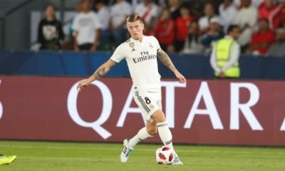 Kroos thigh injury worsens Real Madrid's situation