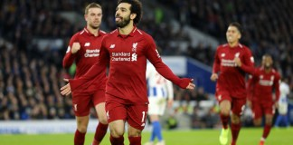 EPL: Salah extends Liverpool lead as Arsenal sink