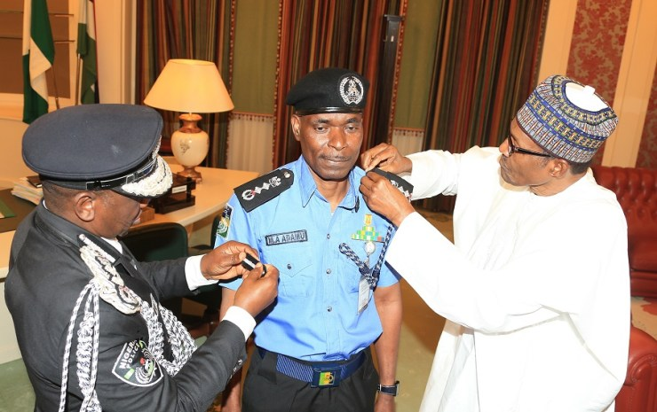 JUST IN: Buhari names Mohammed Adamu as new IGP as Idris bows out