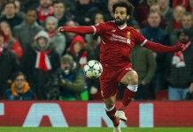 Salah inspires Liverpool to remain EPL leader