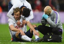 Spurs rules out Harry Kane until March over injury