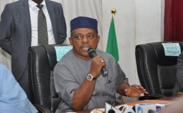 Secondus advises 9th NASS to guide its independence