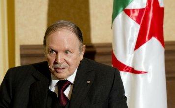 Algeria's 82yr old President defies pressure to step down immediately