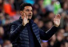 Rayo sack Michel in bid to escape La Liga relegation