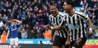 EPL: Spurs continues stinking era as Newcastle edge five-goal Everton thriller