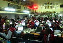 Trading sustains positive on NSE, up by 1.74%