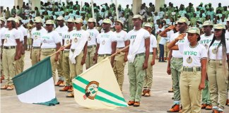 NYSC confirms abduction of a corps member in Borno