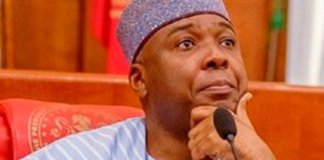 Saraki vs EFCC: You are not above the law, EFCC tells Saraki