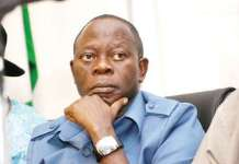 APC State Chairmen pass vote of confidence on Oshiomole