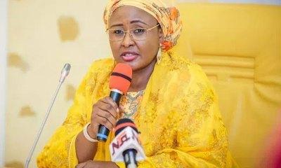 Aisha Buhari engages women, children ahead Presidential inauguration