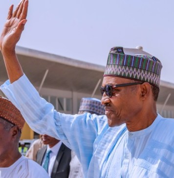 Umrah: Buhari returns to Abuja, presides over valedictory session of FEC Wednesday
