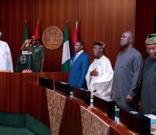 Ministers appreciate working with Buhari