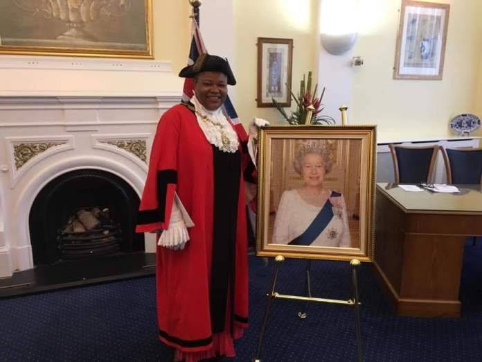 Another Nigerian Victoria Obaze becomes Mayor in UK