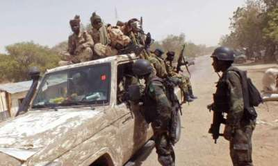 Troops repel fresh Boko Haram attack in Maiduguri