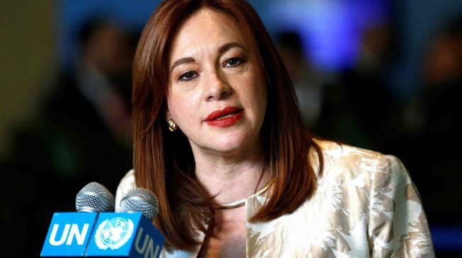 UNGA president lauds South Africa's gender-parity gov't