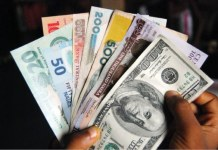 Naira sells at N360.72 to dollar at investors window