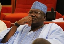 Group lauds PDP senators for supporting Sen. Lawan