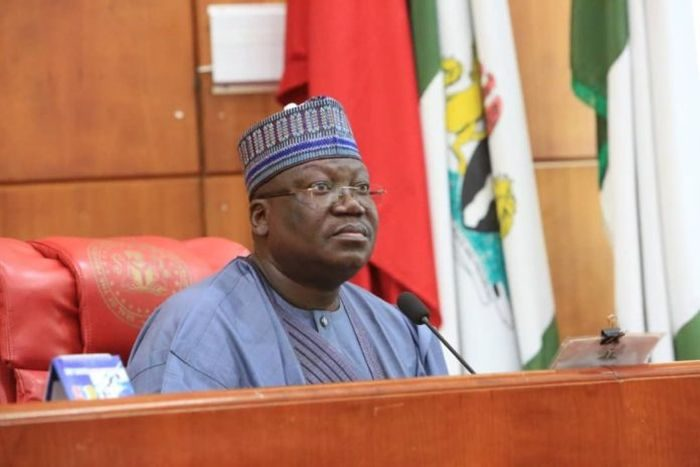 No request before Senate for Magu's confirmation, says Lawan