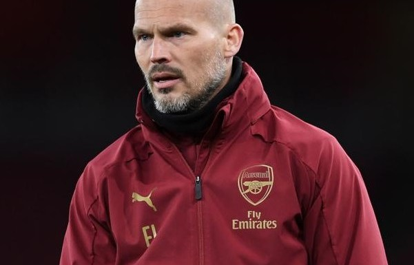 Arsenal name Ljungberg as Emery's new assistant