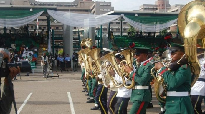 National troupe thrills guests at Democracy Day celebration