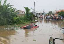 Flooding: Eti-Osa residents cry to Sanwo-Olu for help