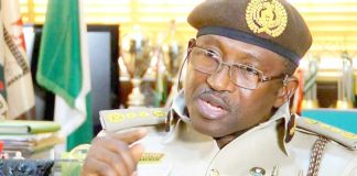 NIS C-G warns officer against sharp practices