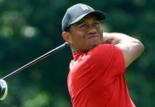 "Struggling Tiger Woods says ""Father Time"" catching up with him"