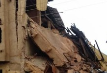 Jos Building Collapse: Buhari condoles with families of victims, worries over safety standards