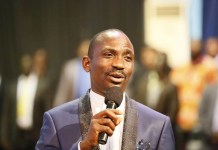 Enenche urges Nigerians to trust God for a better country