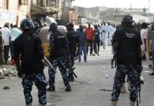 Police in Lagos arrest suspected cultists terrorising Bariga