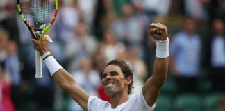 Nadal topples Querrey to set up blockbuster semi-final clash with Federer