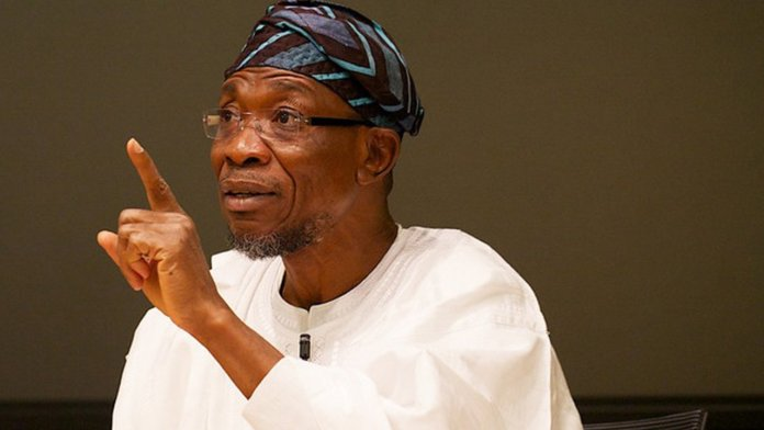 Senate screening: Aregbesola clarifies alleged non-payment of salaries