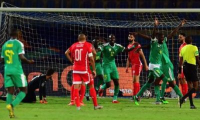2019 AFCON: Own goal hands Senegal place in final