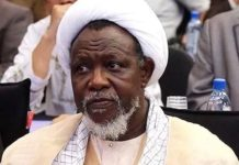 Presidency to Shi'ite Members: Stop unwarranted protests, let court decide El-Zakzaky's fate