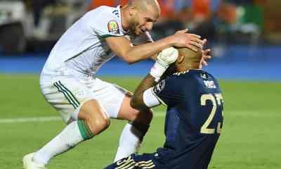 News Flash: Nigeria lose to Algeria in AFCON semi-final