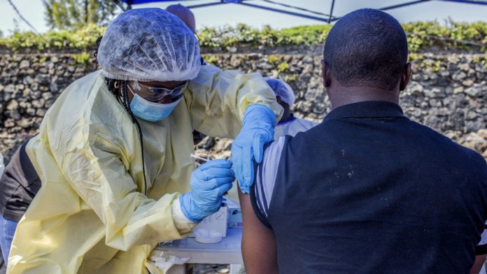 First Ebola patient in eastern Congo dies