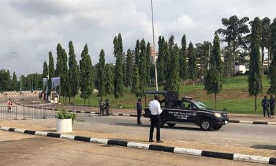 Police arrest 40 members of El-Zakzakky Islamic movement over violent protest in Abuja