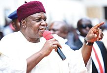 I'm working tirelessly to end Jukun, Tiv crisis – Ishaku