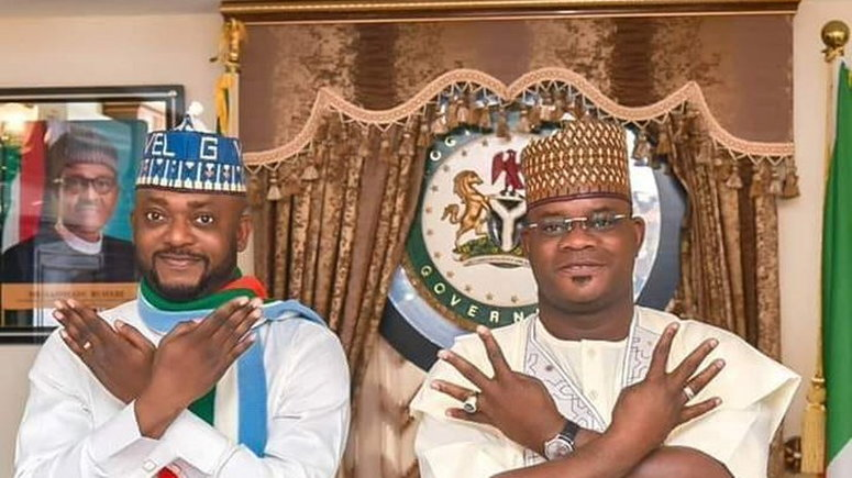 Impeachment: Less than 12hrs, Yahaya Bello picks Onoja as Achuba's replacement