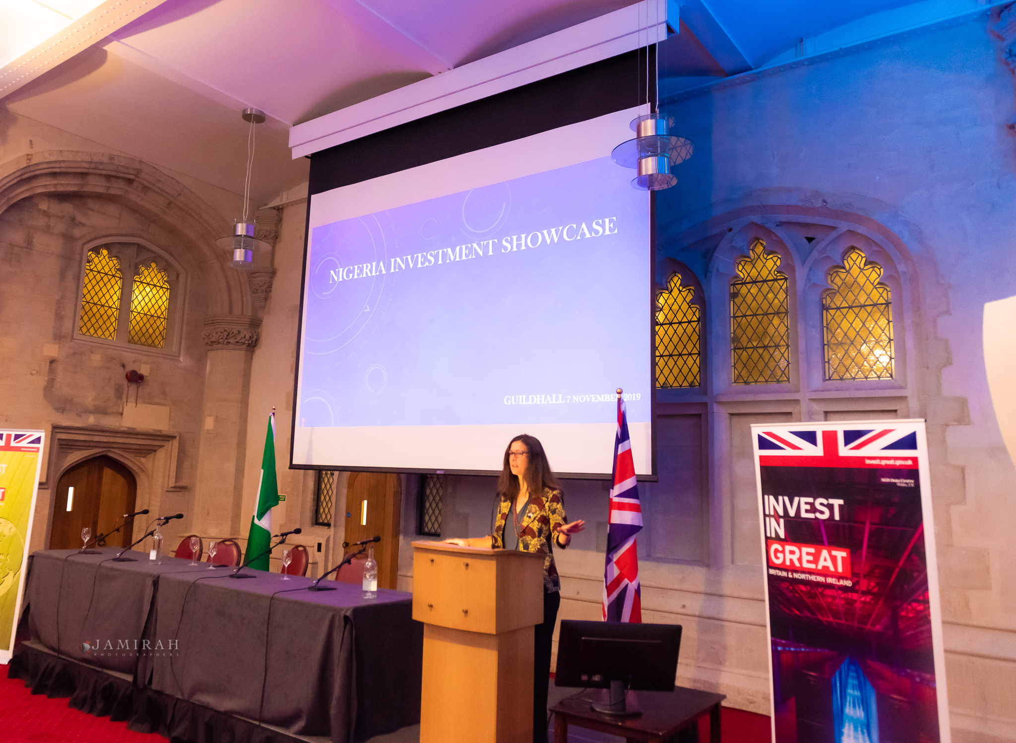 UK forges stronger investment future with Nigeria
