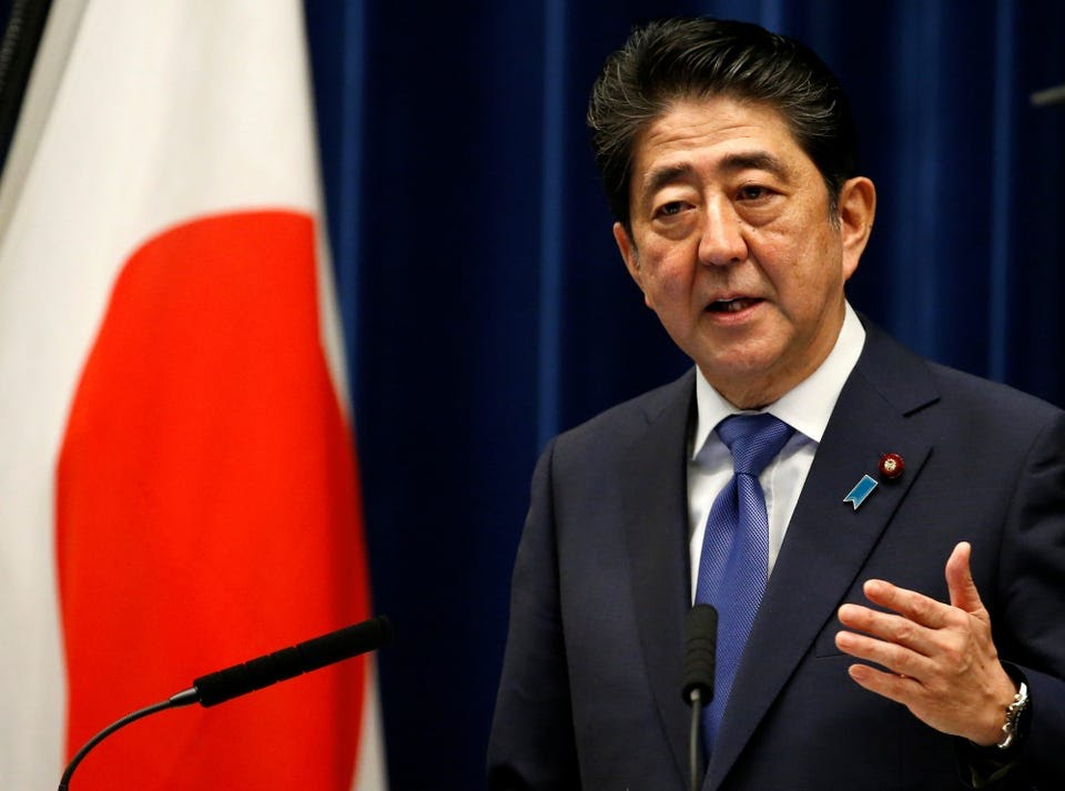 Japanese PM pledges swift aid to areas affected by torrential rains – Reports