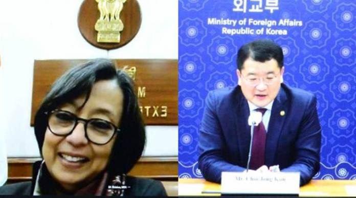 India, S Korea agree to deepen defence cooperation, facilitate essential air travel
