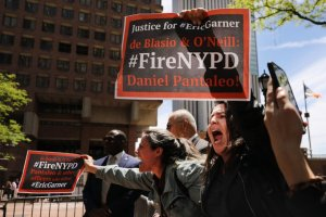 NYPD Judge recommends Officer Daniel Pantaleo be fired
