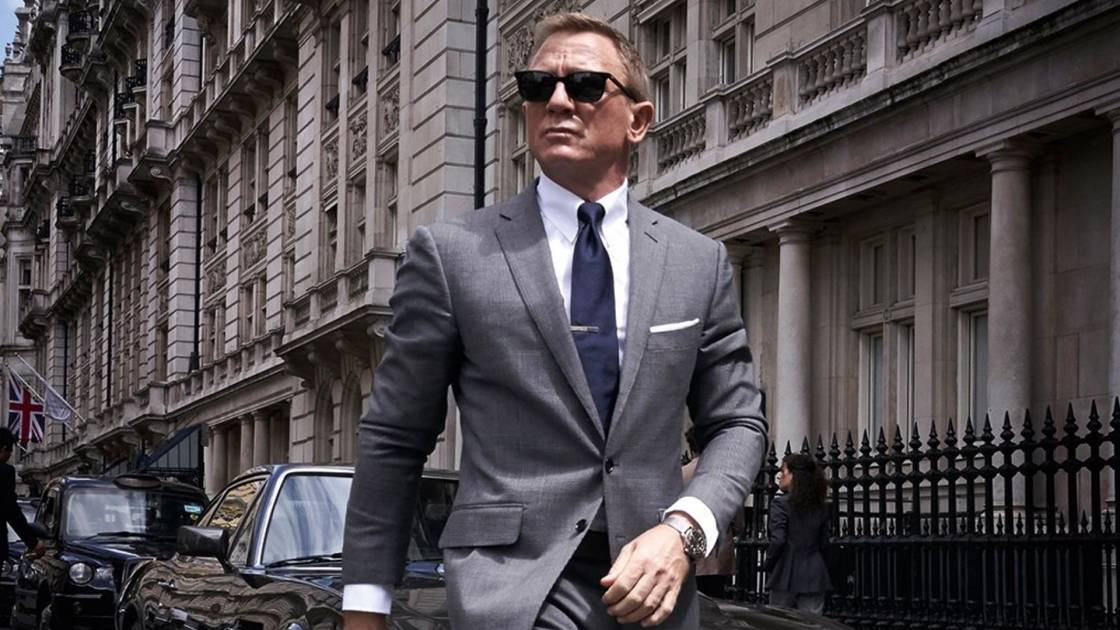 Bond 25 Finally Has a Title