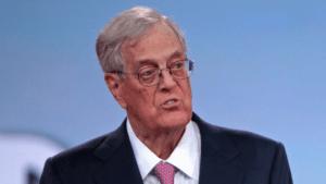 Billionaire David Koch dead at 79