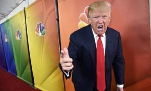 A brutal dinner: celebrities talk about meeting Donald Trump